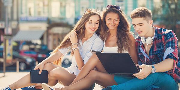 Slimme scholieren 4 Havo & 5 Vwo bepalen deze zomer hun studiekeuze